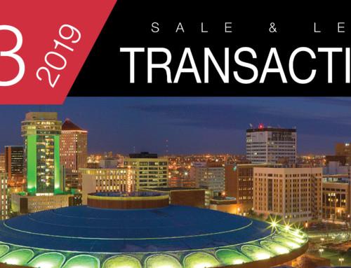 Q3 2019 Transactions Report