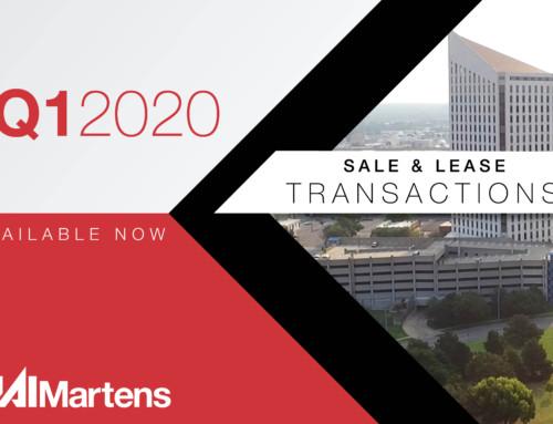 Q1 2020 Transactions Report